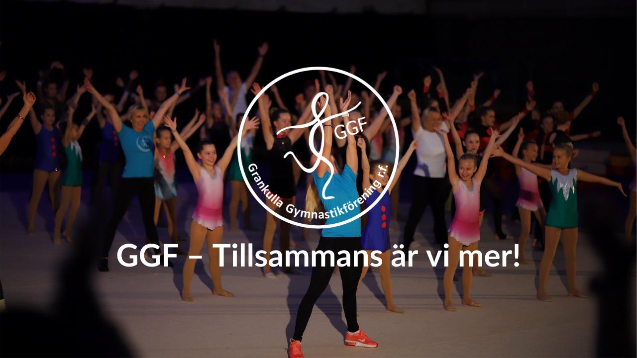 GGF – Tillsammans är vi mer!