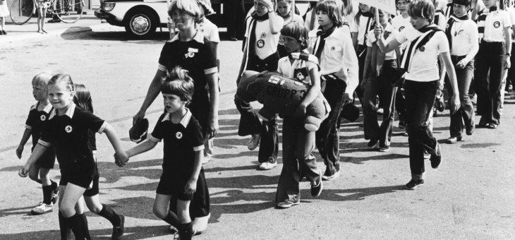 GGF genom tiderna – Gymnastikfester i Grankulla