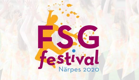 Info och anmälan till FSG Festival 2020