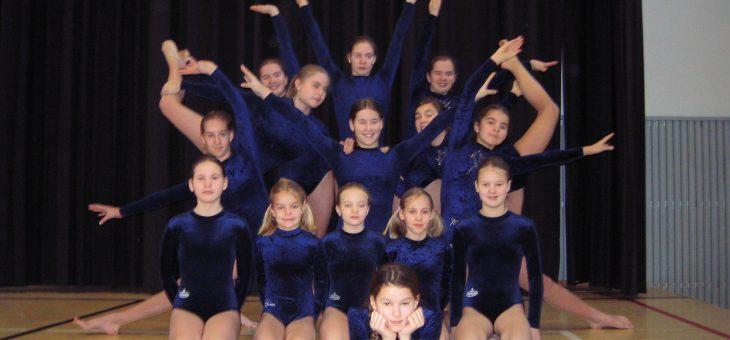 GGF genom tiderna – Redskapsgymnastiken i GGF från 90-talet till idag