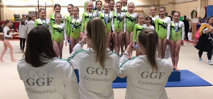 GGF söker ledare inom redskapsgymnastik